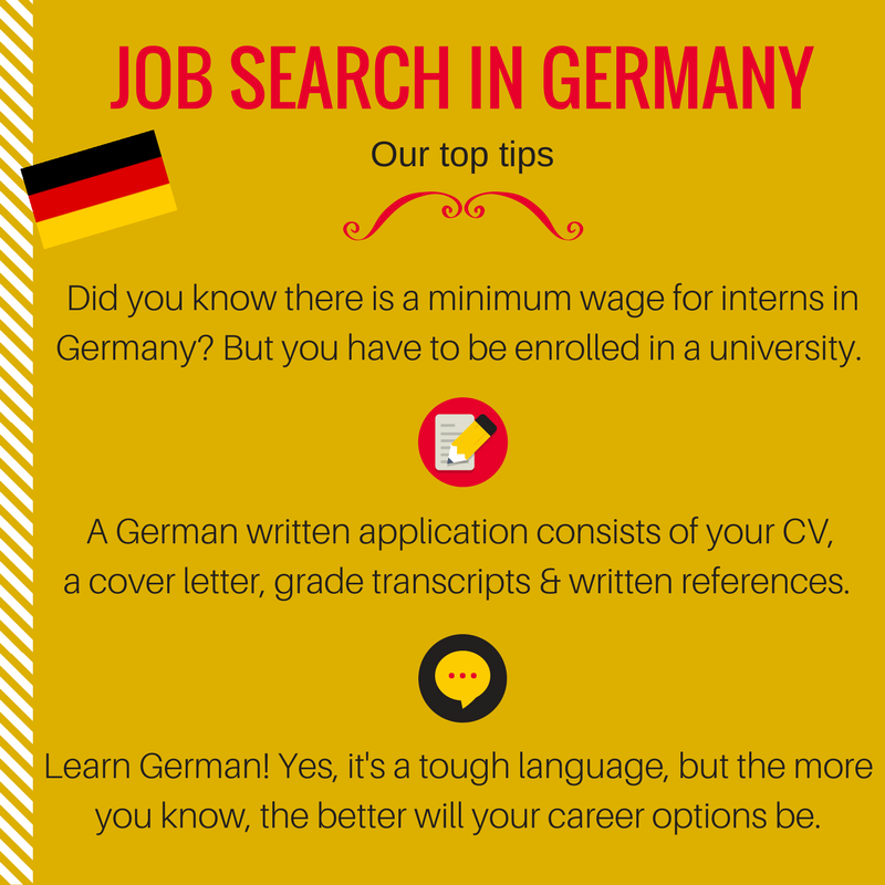 the graduate guide to working in germany graduateland. Black Bedroom Furniture Sets. Home Design Ideas