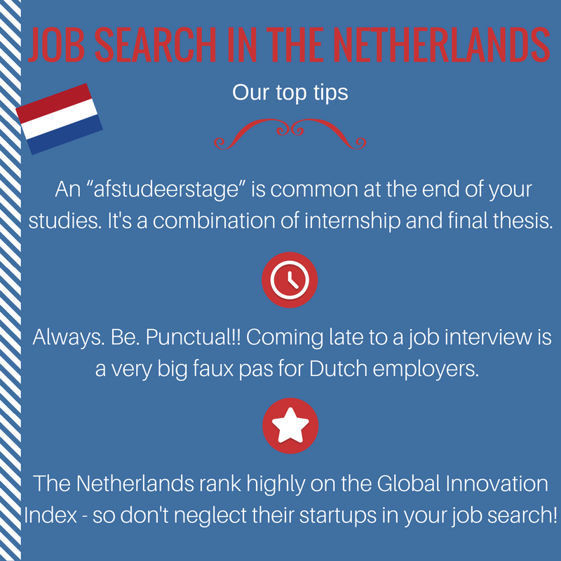 Netherlands Top Tips