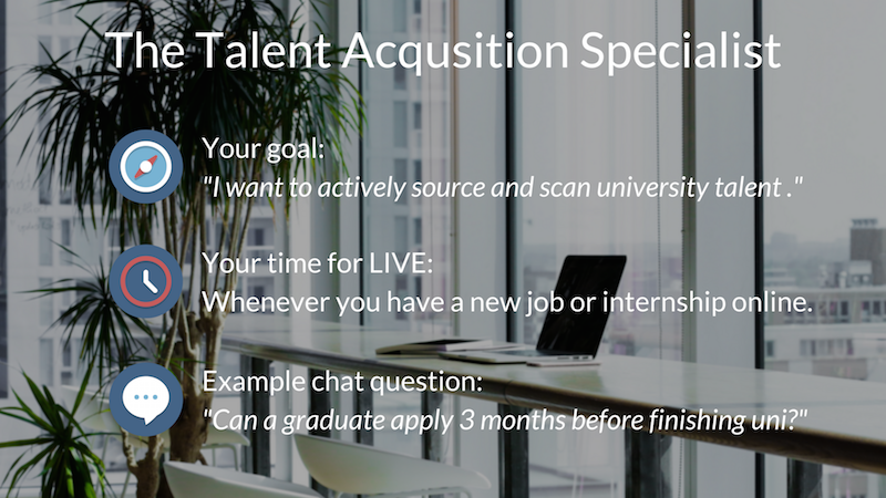 The Talent Acquisition Manager
