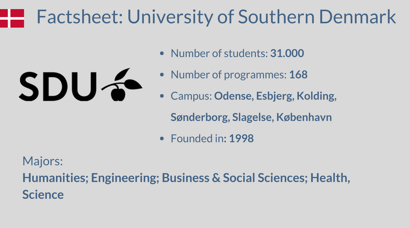 b83536a11cf Which student profiles can you find at University of Southern Denmark?