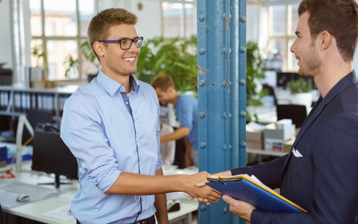 7 hemmeligheder til en succesfuld start på dit nye job